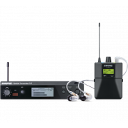 Shure WIRELESS PERSONAL MONITOR SYSTEM SET