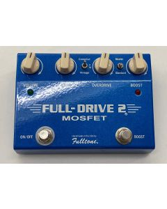 Fulltone Full-Drive 2 mosfet (secondhand)