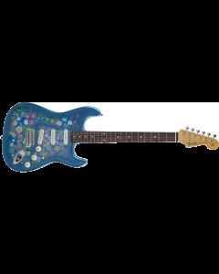 Fender Japan FSR TRADITIONAL '60S STRATOCASTER® BLUE FLOWER