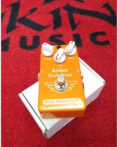 Mad Professor Amber Overdrive handwired (käytetty, second hand)