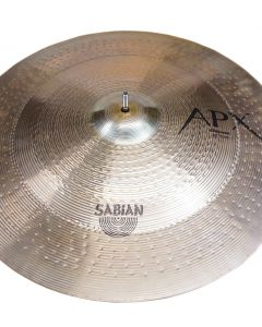 """Sabian APX 20"""" Chinese (second hand - käytetty)"""