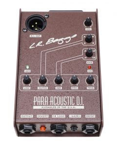 L. R. Baggs Para Acoustic DI Preamp (second hand - käytetty)