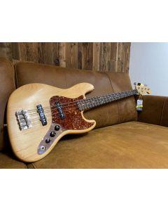 Fender Highway 1 Jazz Bass Natural 2005 incl. Fender hardshell case (SecondHand))