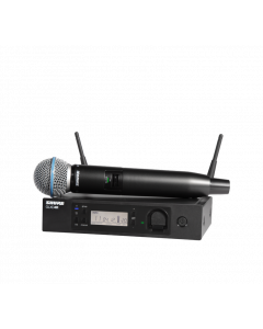 Shure DIGITAL WIRELESS VOCAL SYSTEM WITH BETA 58A VOCAL MICROPHONE