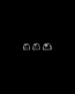 Shure Black foam sleeves, size M