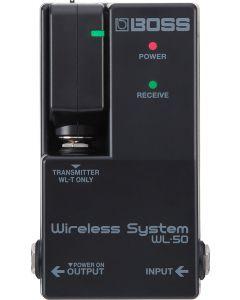 Boss WL-50 langaton järjestelmä pedaaleille